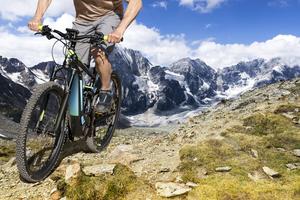 Met de elektrische fiets op vakantie!